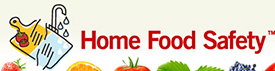 Home Food Safety Logo