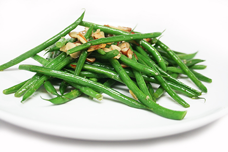 Almond French Beans